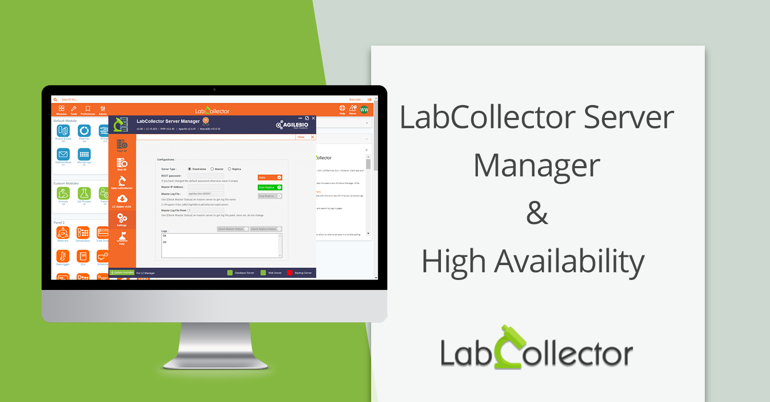 Read more about the article How High Availability can help you with LabCollector?