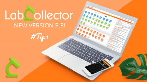 Read more about the article LabCollector v5.3 Tip1