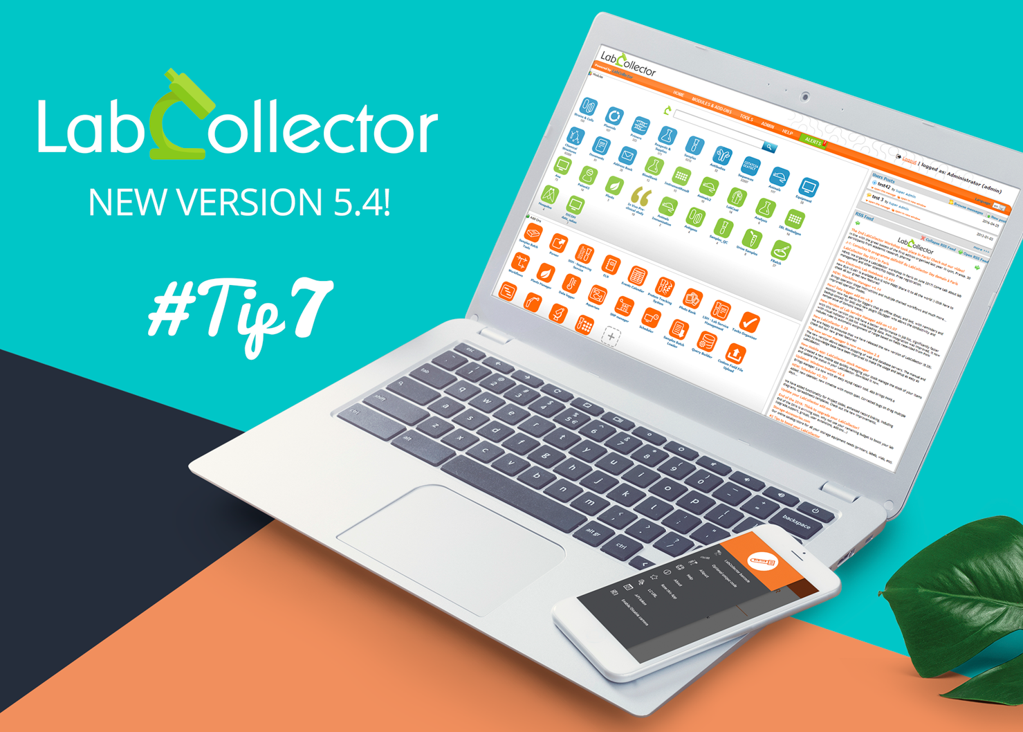 Read more about the article Tip 7 – Sharing options in v5.4